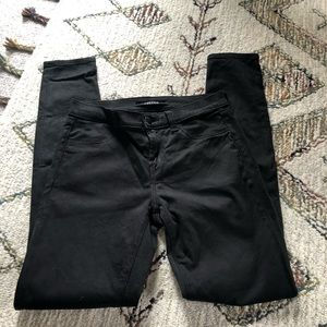 Black JBRAND skinny pants